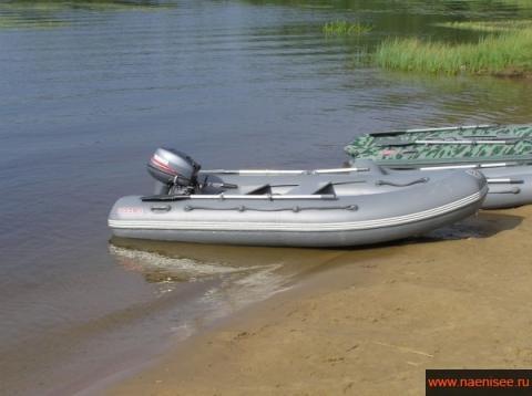 Лодка Кайман, серия S
