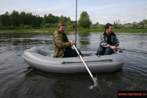 "Двухместная лодка ""Мурена"""