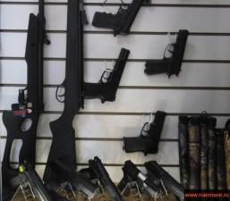 Большой выбор оружия!