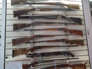 Большое поступление комиссионного оружия